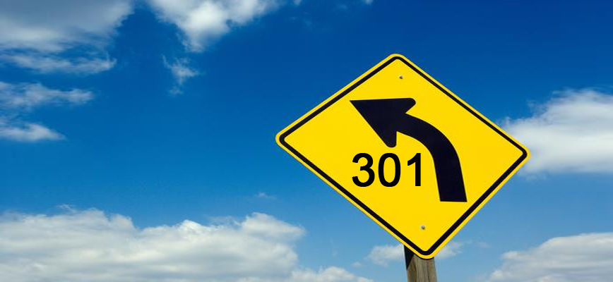 What are 301 redirects?