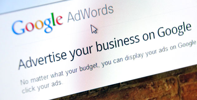 Be found online with Google AdWords