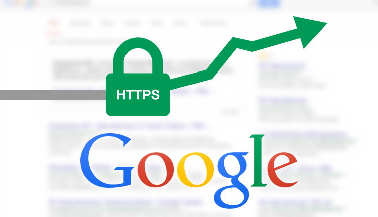 Raise Your Google Ranking with SSL