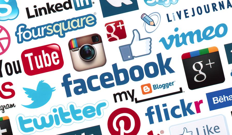 Social Media LOGO's