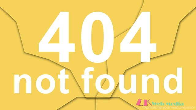 404 Business Not Found